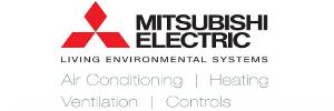 Mitsubishi Electric Logo Image